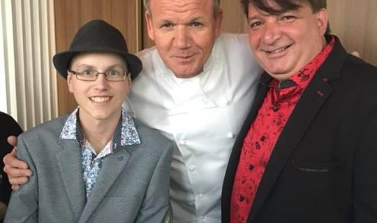 Thank you Chef Gordon Ramsay for making Micheal …