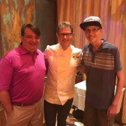 Today Micheal and I had brunch prepared by Bobby …