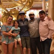 What a great way to end this amazing trip by …