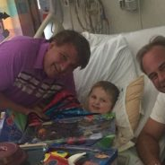 Sometimes the best medicine for sick kids is the …
