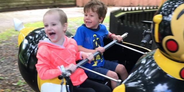 TLC treats Hayden to some fun at Centreville …
