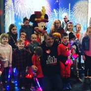 TLC Foundation and some amazing kids at Disney on …