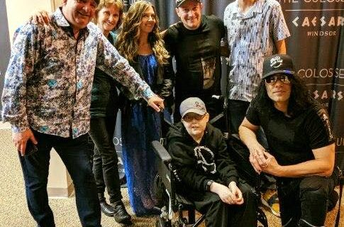 On our trip to Las Vegas the TLC Foundation made …